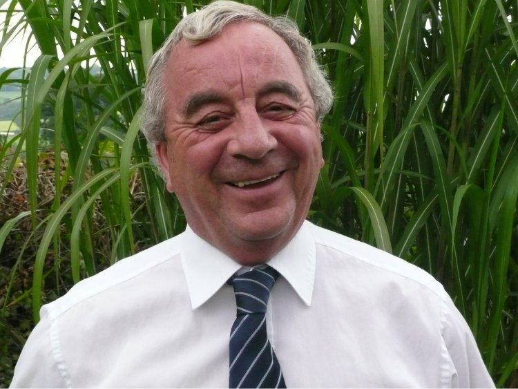 Mike Cooper - Miscanthus Nursery