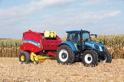 Could Miscanthus Power its own Machinery?